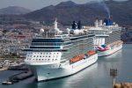 España: Puerto Cartagena recibirá 28 recaladas dobles de cruceros en 2019