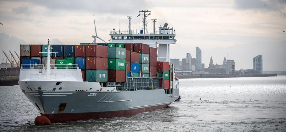 Puertos británicos sufren congestión debido a mayor demanda -  PortalPortuario