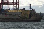 Cuba: Central eléctrica flotante navega desde Turquía hacia Puerto Mariel