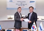DSME recibe pedido por buque transportador de GNL de 174.000 metros cúbicos