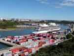 Sudáfrica: Puerto de East London cierra temporada con escala inaugural del Viking Sun