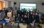 Director de PortalPortuario.cl da charla a alumnos de periodismo de la UVM