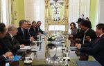 Argentina y Bolivia pactan potenciar integración fluvial a través de la hidrovía Paraguay-Paraná