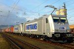 Siemens recibe pedido por 10 locomotoras para filial de HHLA