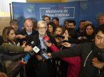 """Ministro de Obras Públicas asegura que este Gobierno """"sacará adelante"""" la carretera de la fruta"""