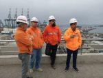 Portuarios piden recibir parte de las utilidades tras la venta de Pulogsa a DP World