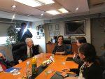 """Transportes y EPV """"activan agenda"""" para potenciar proyectos del Puerto de Valparaíso"""