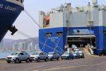 Puerto de Santa Marta concreta la mayor operación de transbordo de vehículos efectuada en Colombia