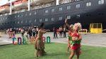 Terminal Puerto Coquimbo cierra temporada de cruceros con recalada del Zaandam