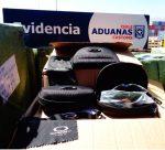 Aduanas incauta 2.950 productos falsificados en Puerto de Iquique