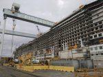 Órdenes de construcción de nuevos cruceros impulsan resultados de astillero Fincantieri
