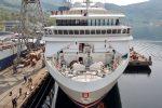 Hapag-Lloyd Cruises recibe oficialmente al Hanseatic Nature