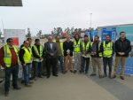 Conaset y Seremi de Transportes promueven seguridad vial entre conductores de camiones en ZEAL