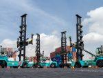 Konecranes presenta nuevos manipuladores de contenedores vacíos de hasta 11 toneladas