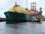 España: Puerto de Tenerife recibe al primer buque transportador de GNL de su historia