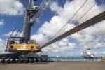 Mozambique: Liebherr suministrá dos grúas móviles para el Puerto de Maputo