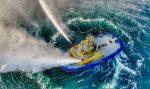 SAAM estrena nuevo remolcador que apoyará faenas de exportación de gas propano en Canadá