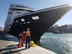 Puertos del Cono Sur y DMC Chile analizarán desafíos de la industria de cruceros en Chile