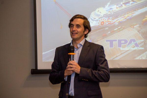 Diego Bulnes dejará gerencia general de Terminal Puerto Arica - PortalPortuario