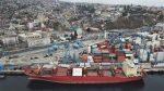 Puerto Valparaíso cierra primer semestre con baja de -17,99%