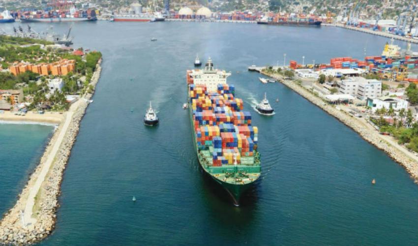 Gobierno mexicano construirá cuatro nuevos terminales en Puerto de  Manzanillo - PortalPortuario