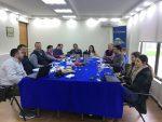 Mesa Técnica de Comlog Talcahuano aborda procesos de digitalización