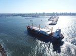 Destacan desarrollo alcanzado por el Terminal de Contenedores 2 del Puerto de Mar del Plata