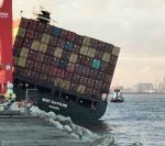 Tripulación del MSC Matilde es obligada a abandonar la nave tras incidente en Liverpool2
