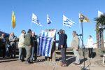 Uruguay: Colocan primera piedra de línea férrea que llegará hasta el Puerto de Montevideo