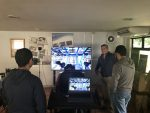 Empresa chilena ocupa realidad virtual para capacitar a operadores de grúas STS