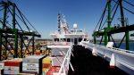 Delegación portuguesa promueve atributos del Puerto de Sines en California