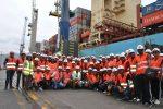 Universitarios bolivianos visitan instalaciones de ITI