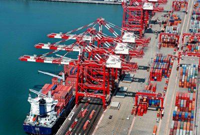Perú: DP World reconoce labor de Dirandro en Puerto del Callao