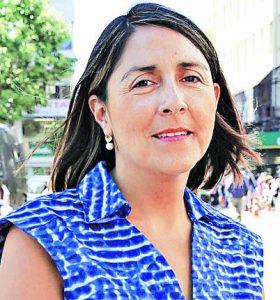 """Claudia Hurtado: """"Innovación para el sistema portuario del Bio Bio a través del trabajo colaborativo"""""""