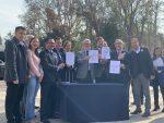 MOP y EFE acuerdan desarrollo de proyecto ferroviario entre Santiago y los puertos de  San Antonio y Valparaíso