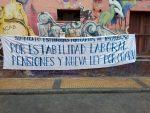 """Trabajadores portuarios acusan """"incumplimiento de acuerdos"""" por parte del Gobierno"""