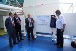 Valenciaport y Baleària se convierten en referente europeo para la transición energética hacia el GNL