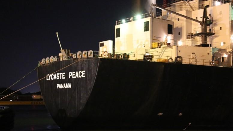 Registro de buques de Panamá crece 4,1% en el último año