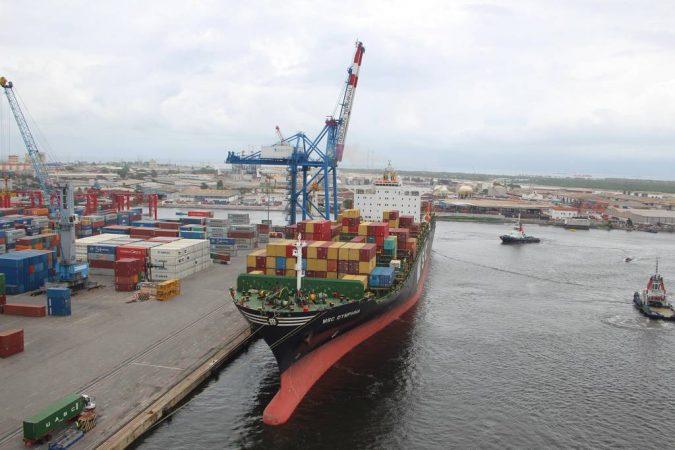 Buque de MSC se convierte en la mayor nave en recalar al Puerto de Abidjan