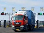 China moviliza 15.420 millones de toneladas a través de sus carreteras a mayo