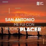 Puerto San Antonio lanza campaña digital que vincula poesía con las actividades marítimo-portuarias