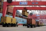 Aumenta índice de contenedores de exportación de China
