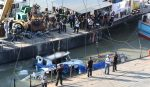 Logran reflotar crucero hundido en Hungría