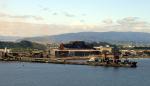 CAP Acero avanza en el mercado logístico portuario del Bio Bio