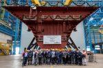 Avanza construcción de nuevo crucero de P&O Cruises
