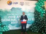 Gerente de Asuntos Públicos de Puerto San Antonio es electo para ocupar vicepresidencia de la AIVP