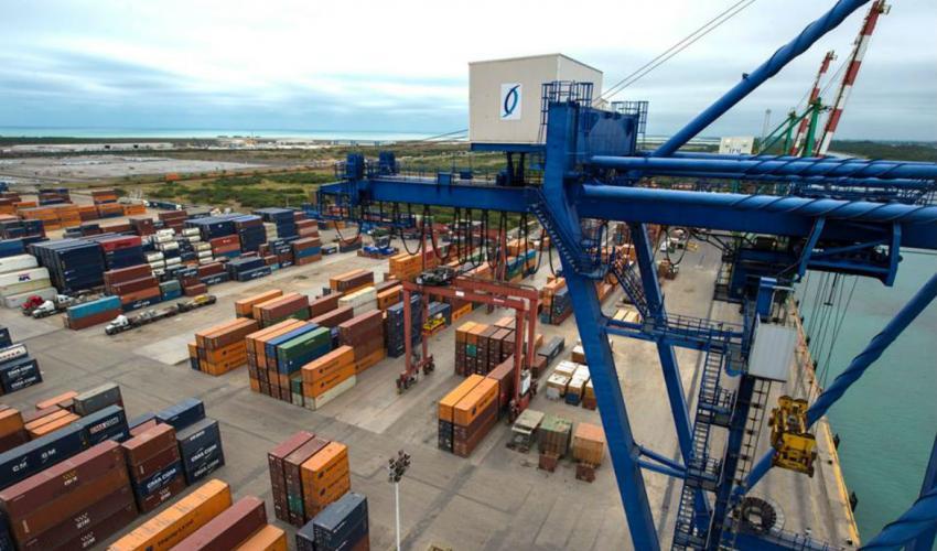 México: Altamira y Tampico se suman al sistema intermodal portuario costero