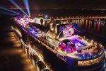 China: Royal Caribbean bautiza en el Puerto de Shanghai al Spectrum of the Seas