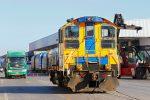 Mesa técnica de la Comunidad Logística de Talcahuano aborda conectividad ferroviaria a SVTI