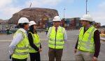 Empresa Portuaria Arica aplicará Manual de Servicios a la Administración de Servicios Portuarios-Bolivia